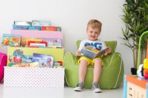 Kinder Leseecke
