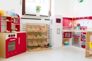 Kinder Spiel Küche