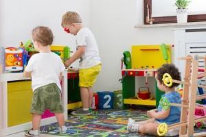 Kinder Werkstatt